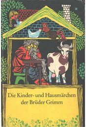 Die Kinder- und Hausmärchen der Brüder Grimm - Régikönyvek