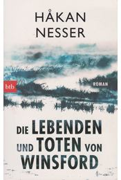Die Lebenden und Toten von Winsford - Hakan Nesser - Régikönyvek