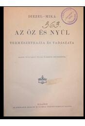 Az őz és nyúl természetrajza és vadászata - Régikönyvek