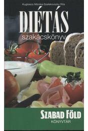 Diétás szakácskönyv - Régikönyvek