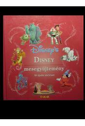 Disney mesegyűjtemény - Régikönyvek