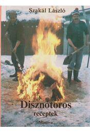 Disztnótoros receptek - Régikönyvek