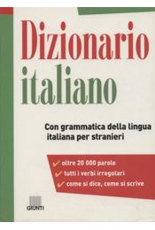 Dizionario italiano - Régikönyvek