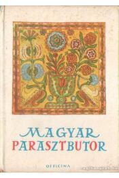 Magyar parasztbútor - Domanovszky György - Régikönyvek