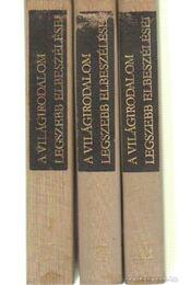 A világirodalom legszebb elbeszélései I-III. kötet - Domokos János - Régikönyvek