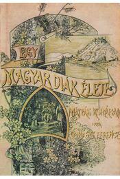 Egy magyar diák élete Mátyás király korában - Donászy Ferencz - Régikönyvek