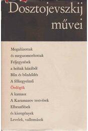Ördögök - Dosztojevszkij, Fjodor Mihajlovics - Régikönyvek