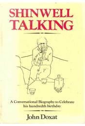 Shinwell Talking - DOXAT, JOHN - Régikönyvek