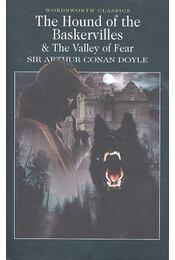The Hound of the Baskervilles & The Valley of Fear - Doyle, Sir Arthur Conan - Régikönyvek