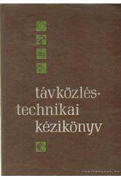 Távközléstechnikai kézikönyv - Dr. Izsák Miklós - Régikönyvek