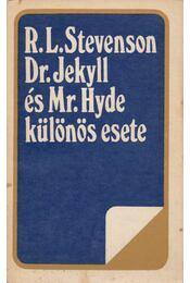 Dr. Jekyll és Mr. Hyde különös esete / A ballantraei örökös - Régikönyvek