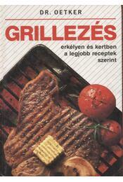 Grillezés - Dr. Oetker - Régikönyvek