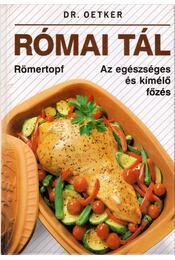 Római tál - Dr. Oetker - Régikönyvek