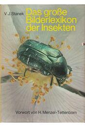 Das große bilderlexikon der insekten - Dr. V. J. Stanek - Régikönyvek