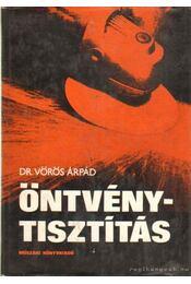 Öntvénytisztítás - Dr. Vörös Árpád - Régikönyvek
