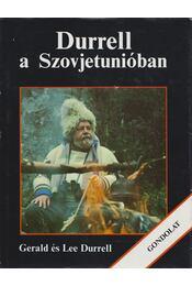 Durell a Szovjetunióban - Régikönyvek