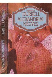 Alexandriai négyes I-II. - Durell, Lawrence - Régikönyvek