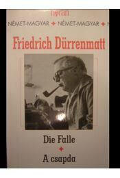 A csapda ( Die Falle ) - Régikönyvek