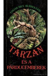 Tarzan és a párducemberek - Edgar Rice Burroughs - Régikönyvek