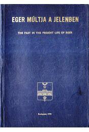 Eger múltja a jelenben - Régikönyvek