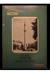 Eger török műemlékei - Régikönyvek