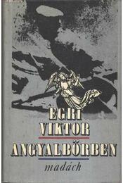 Angyalbőrben - Egri Viktor - Régikönyvek