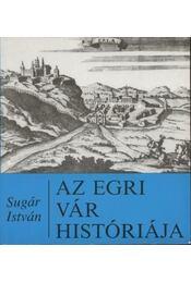 Az egri vár története - Régikönyvek