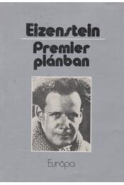Premier plánban - Eizenstein, Szergej - Régikönyvek