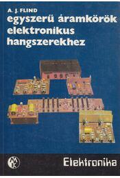 Egyszerű áramkörök elektronikus hangszerekhez - Régikönyvek