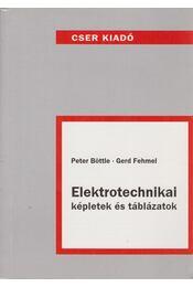 Elektrotechnikai képletek és táblázatok - Régikönyvek