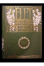 Élet 1913. II. kötet - Régikönyvek