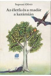 Az életfa és a madár a kerámián - Régikönyvek