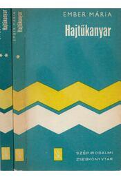 Hajtűkanyar I-II. - Ember Mária - Régikönyvek