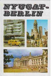 Nyugat-Berlin - Ember Mária - Régikönyvek