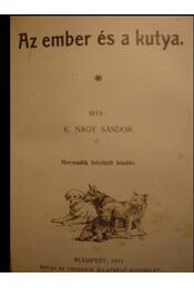 Az ember és a kutya - Régikönyvek