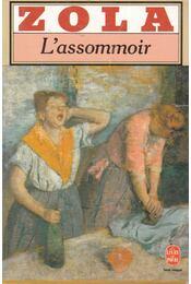 L'assommoir - Émile Zola - Régikönyvek