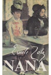 Nana - Émile Zola - Régikönyvek