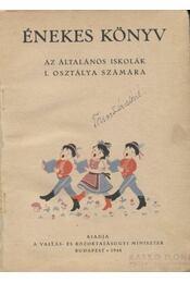 Énekes könyv I-II-III-IV. - Régikönyvek