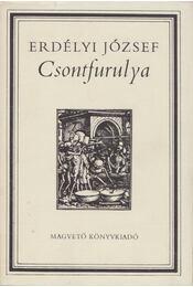 Csontfurulya - Erdélyi József - Régikönyvek