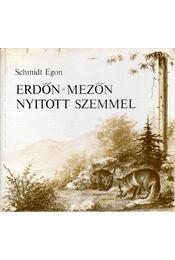 Erdőn-mezőn nyitott szemmel - Régikönyvek