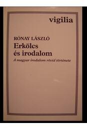 Erkölcs és irodalom - Régikönyvek