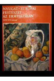 Nyugat-európai festészet az Ermitázsban - Régikönyvek