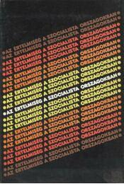 Az értelmiség a szocialista országokban - Régikönyvek