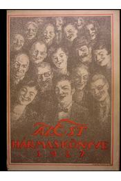 Az Est Hármaskönyve 1927 - Régikönyvek