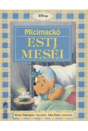 Micimackó esti meséi - Régikönyvek