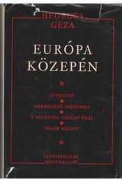 Európa közepén I. - Régikönyvek