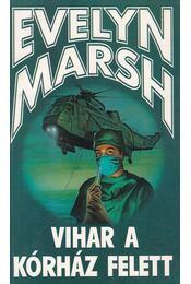 Vihar a kórház felett - Evelyn Marsh - Régikönyvek