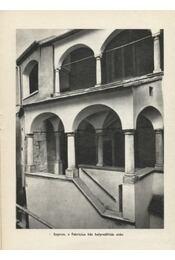 Sopron, Fabricius ház - Régikönyvek