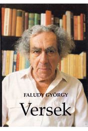 Versek - Faludy György - Régikönyvek