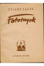 Fatornyok - Régikönyvek